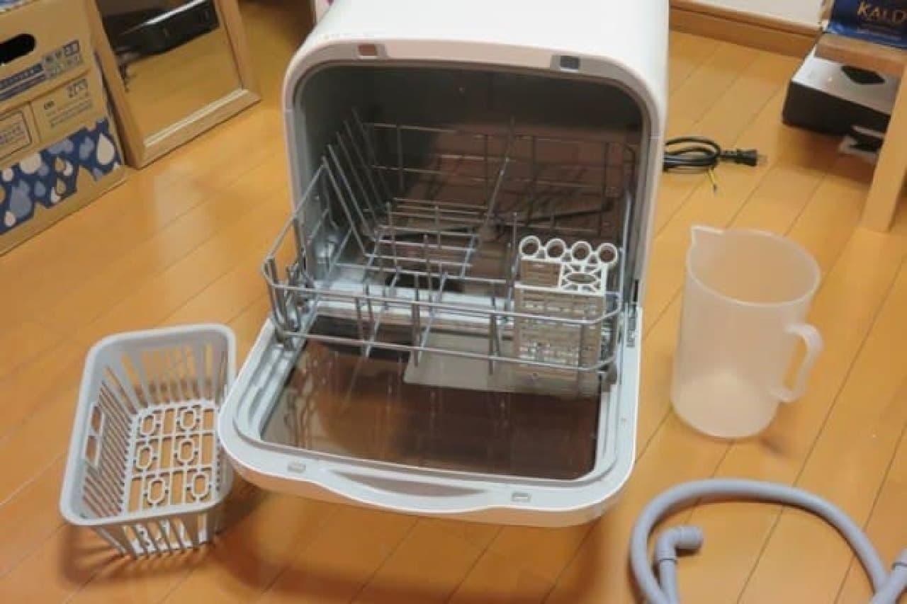 食器洗い乾燥機ジェイム