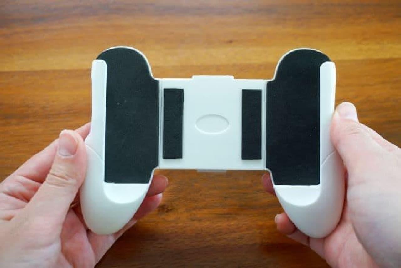 キャンドゥスマホゲーム用コントローラースタンド