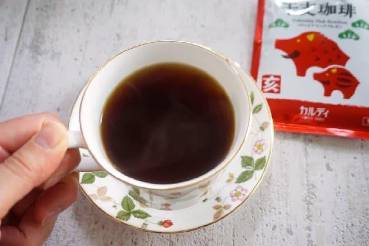 カルディ「干支コーヒー」
