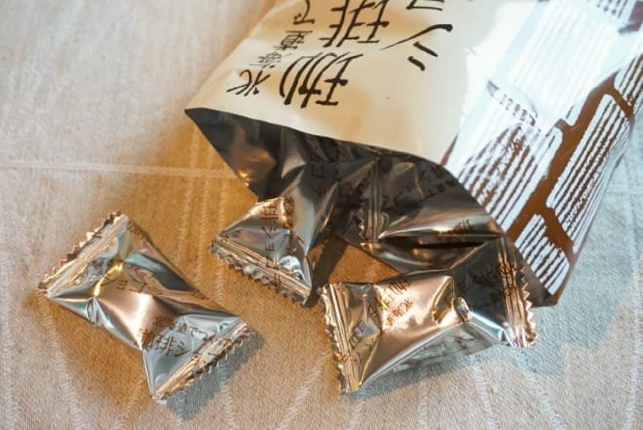 カルディ「北海道で作った珈琲ショコラ」