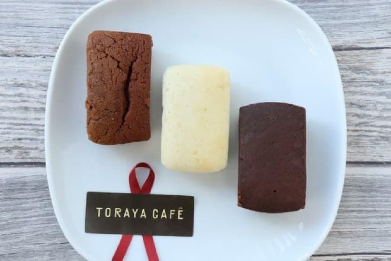 トラヤカフェ チョコケーキ