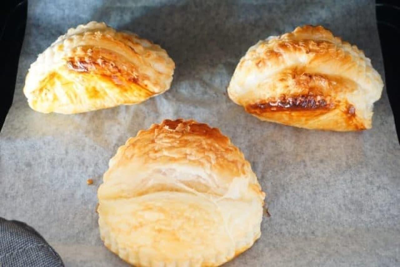 富澤商店の「冷凍アップルパイ」