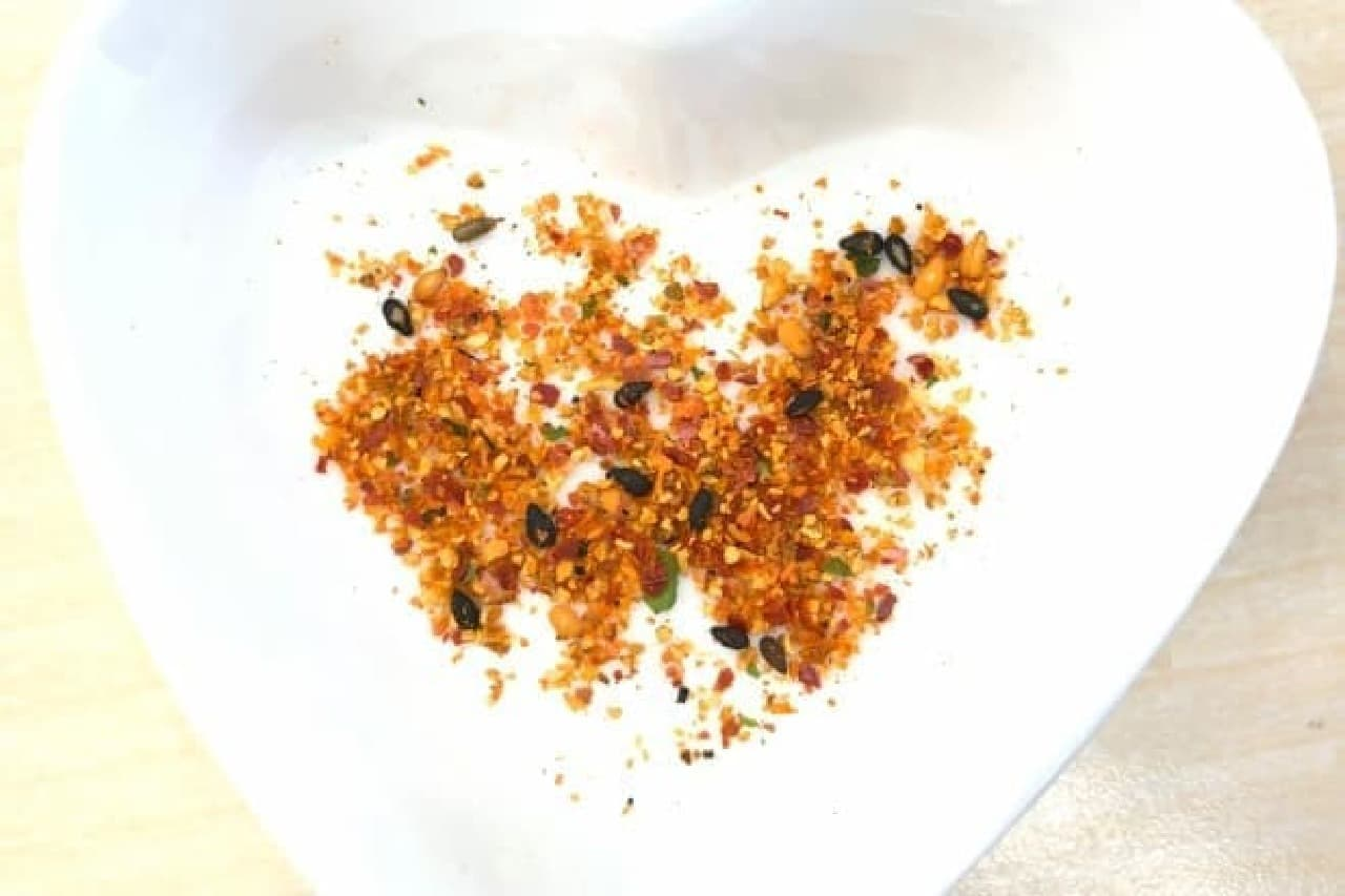 七味唐辛子の画像