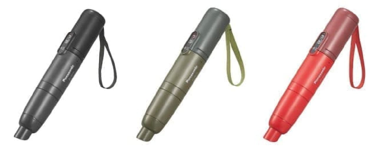パナソニックハンディ掃除機MC-SBU1F
