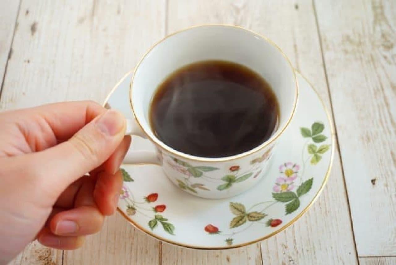 ライオンコーヒーサクラドリップコーヒー