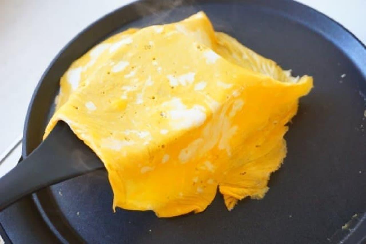 ニトリ「クレープパン」