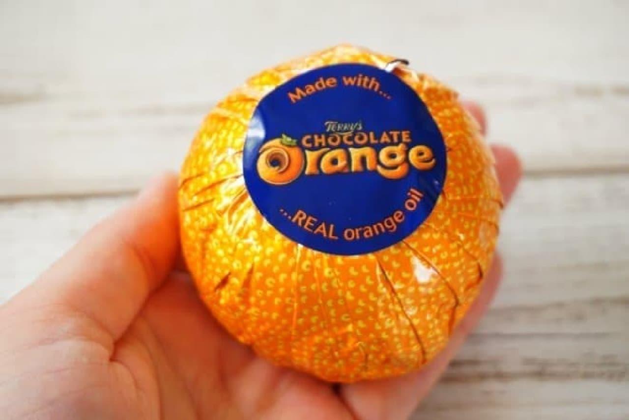 テリーズ チョコレート オレンジミルク