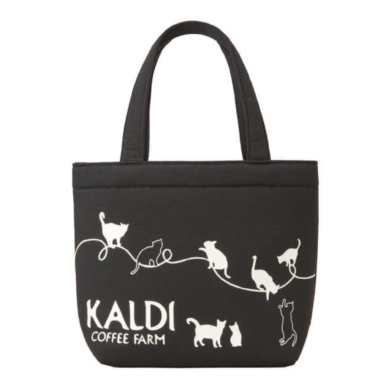 カルディ ネコの日バッグ