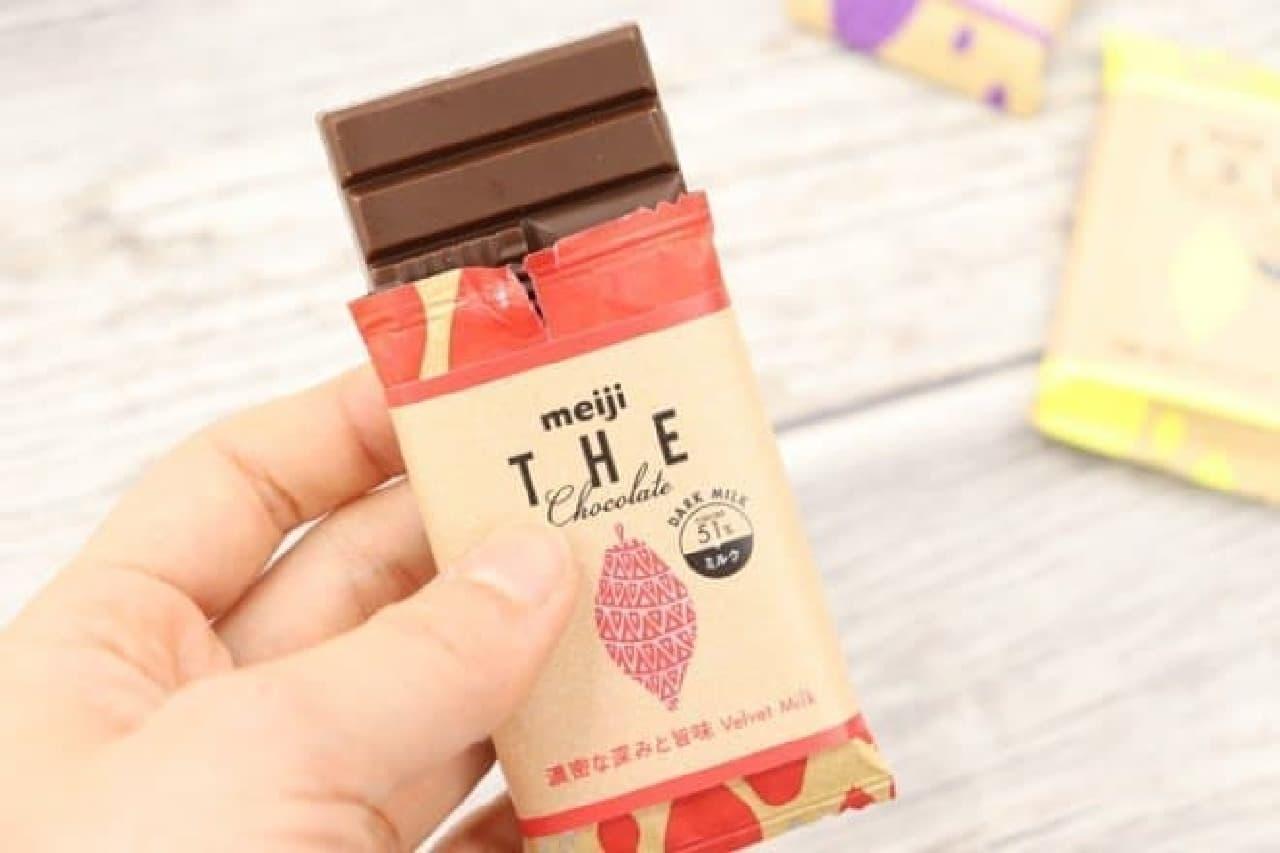 明治ザ・チョコレート ばら売り