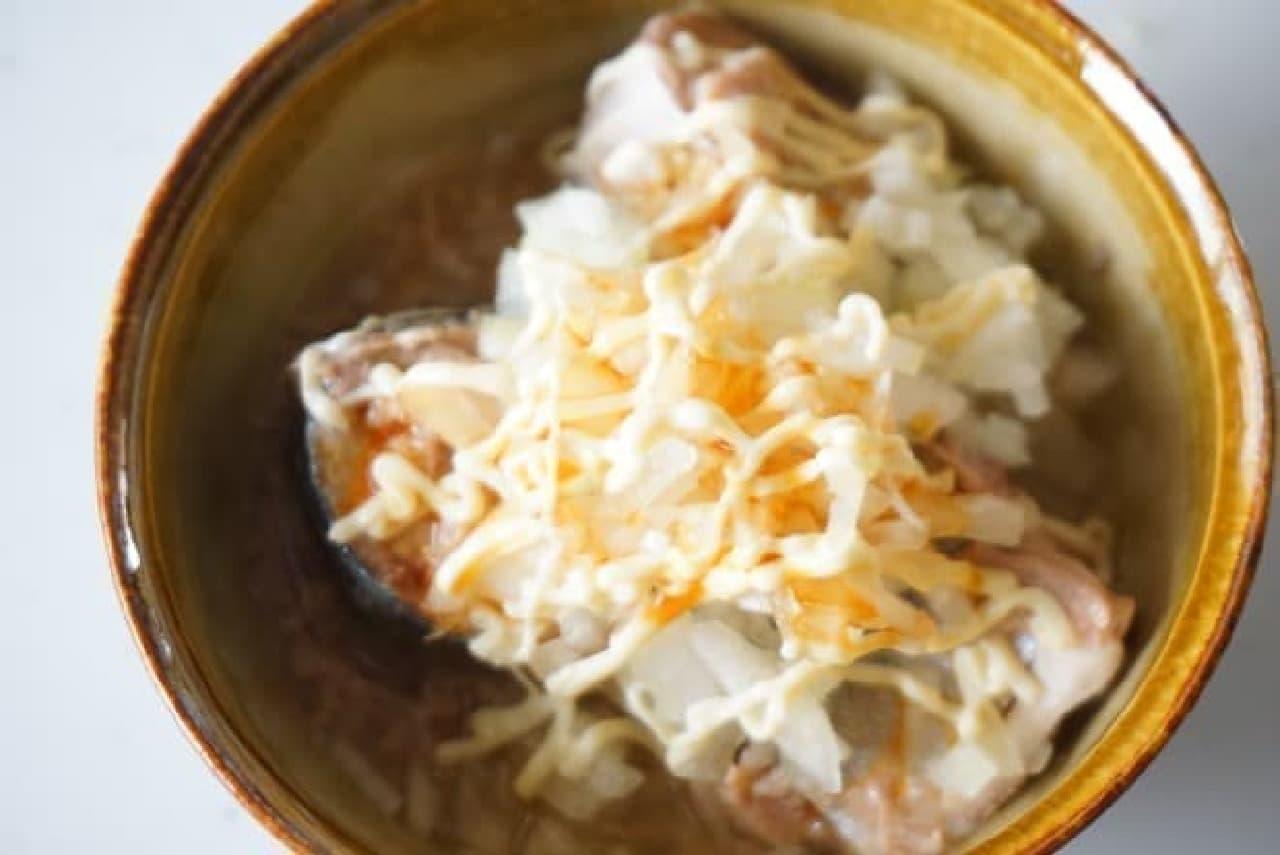 サバサラ、サバ玉ねぎのレシピ