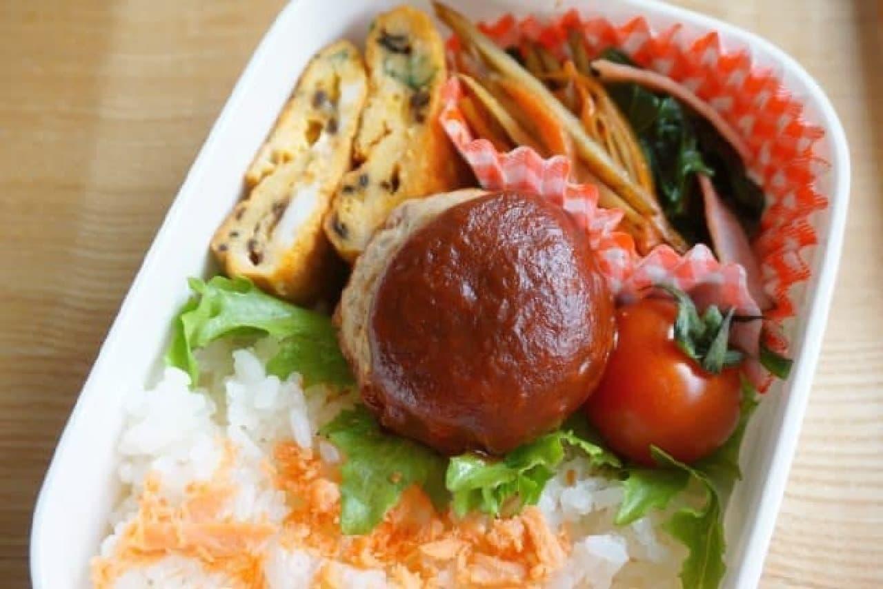 味の素 洋食亭お弁当ハンバーグ