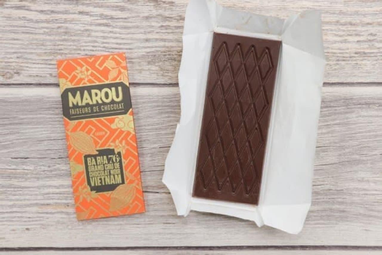 マルゥ チョコレート ベトナム