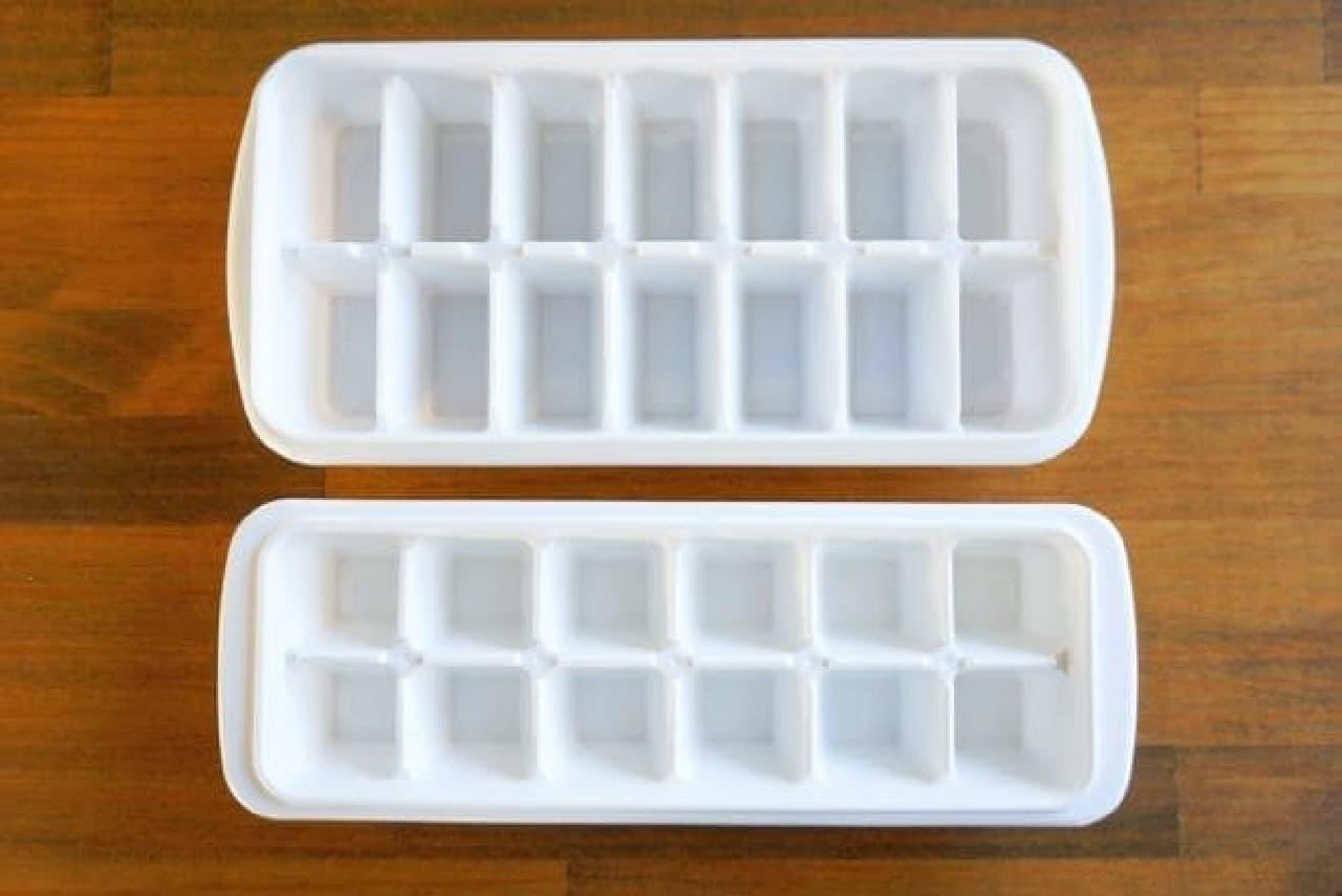 製氷皿の活用アイデア