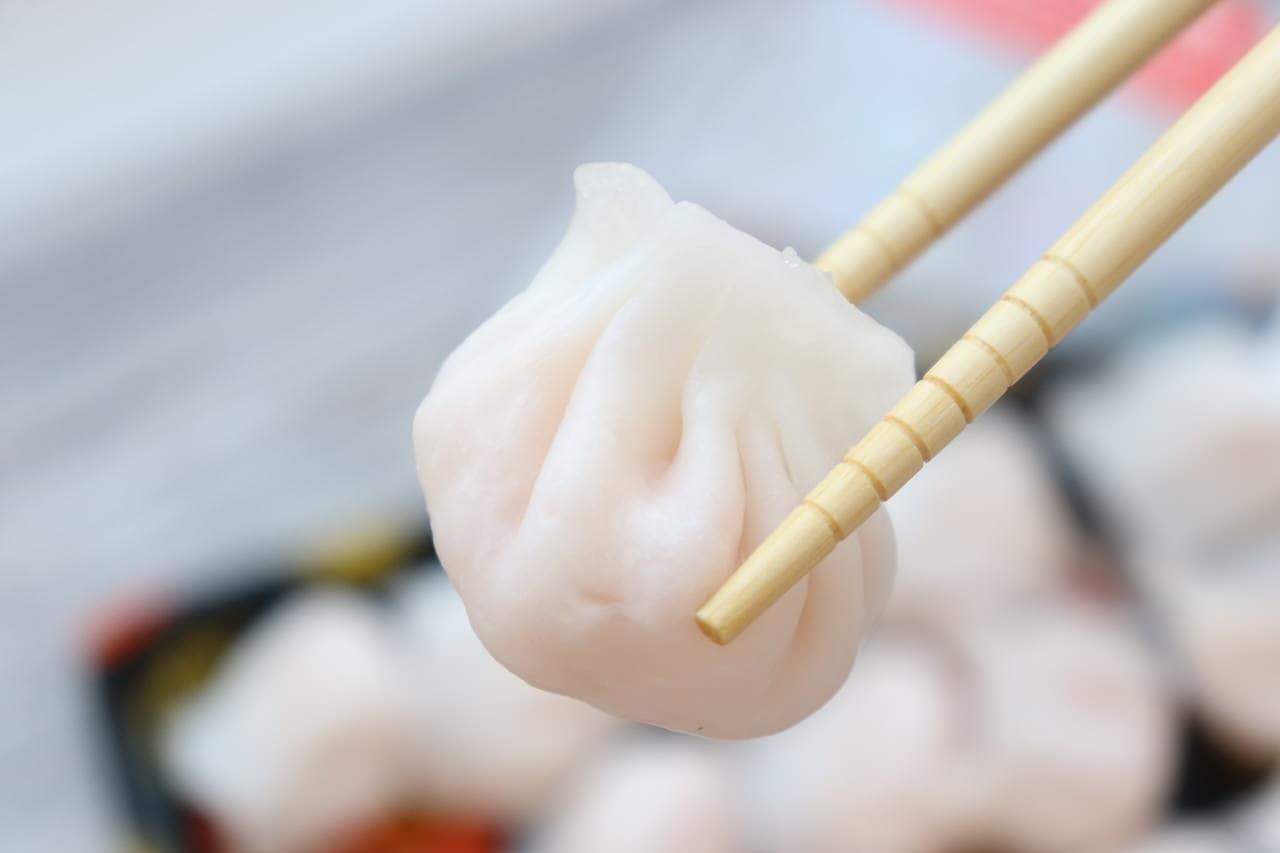成城石井 点心 えび蒸し餃子 小籠包