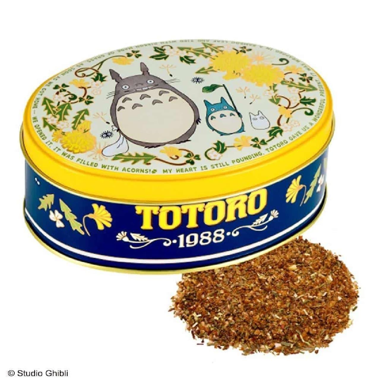 ルピシア ジブリ 紅茶缶
