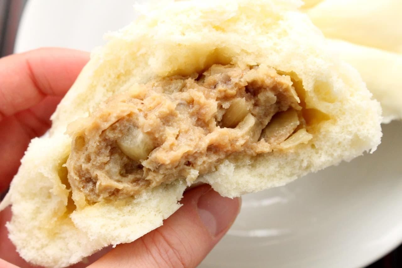成城石井「desica」の冷凍肉まん