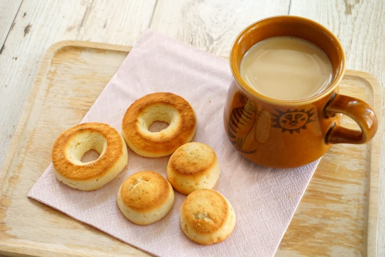 オブセ牛乳焼きドーナツ
