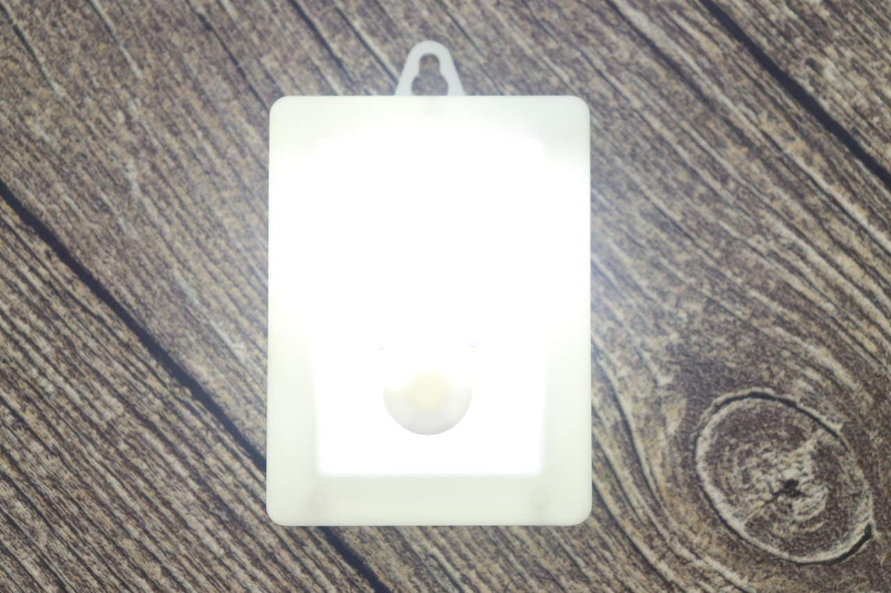 ダイソーCOB調光ライト