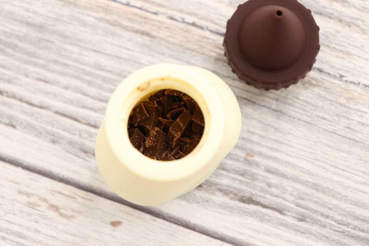 チョコレートペン セリア 100均