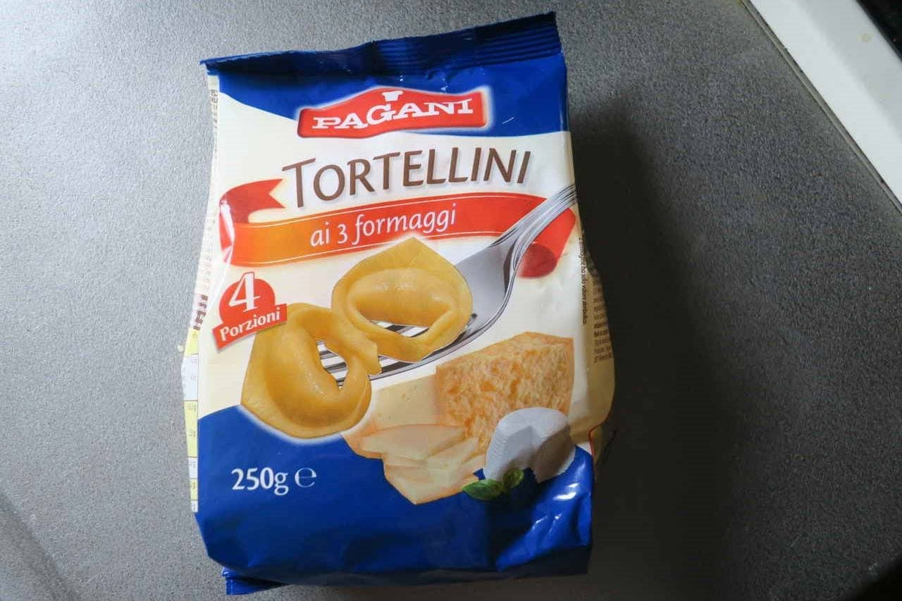 トルテリーニチーズ