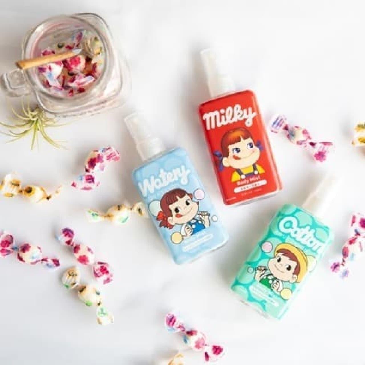 ミルキーの香りボディミスト