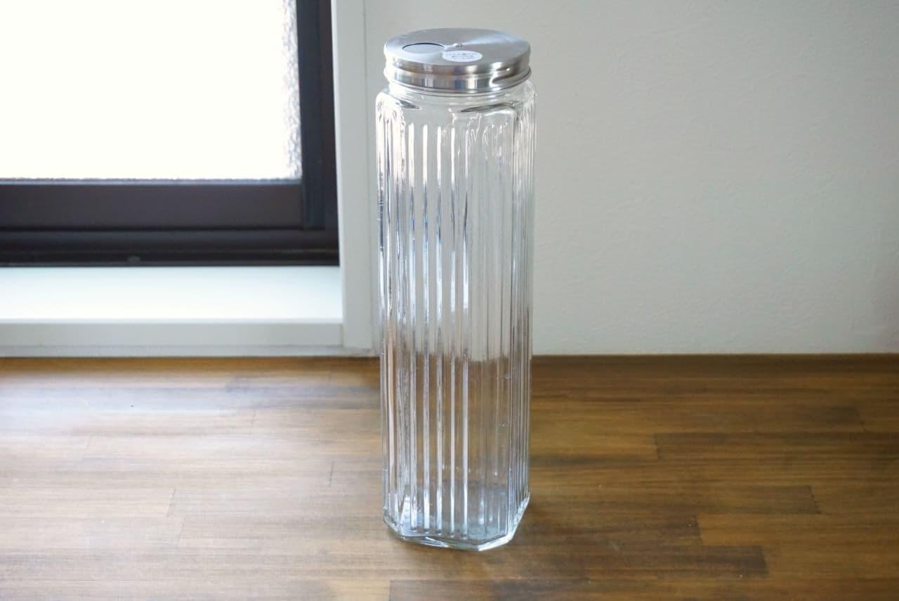 ニトリ「量り付きステンレス蓋ガラスパスタポット」