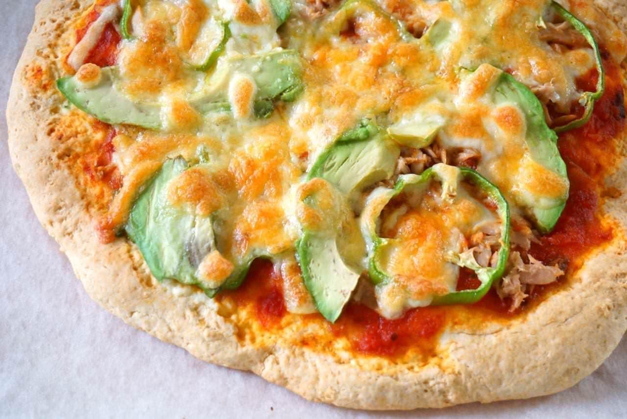 ホットケーキミックスのピザやケークサレ
