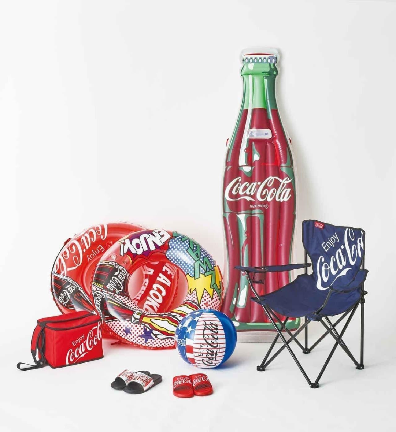 コカ・コーラ アウトドアグッズ