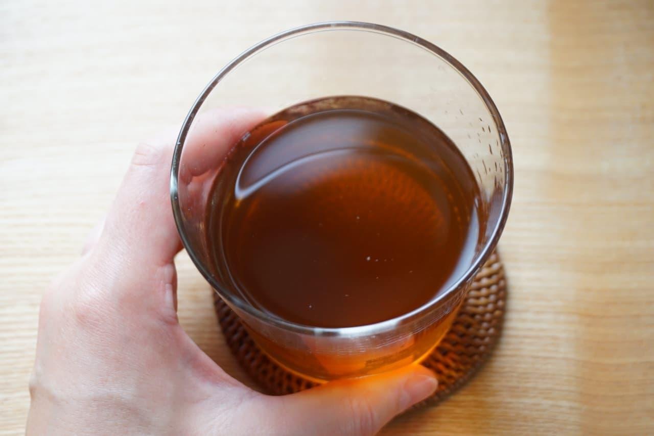 サントリー「やさしい麦茶 濃縮タイプ」