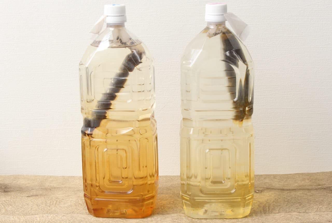 ダイソーペットボトル用麦茶パック
