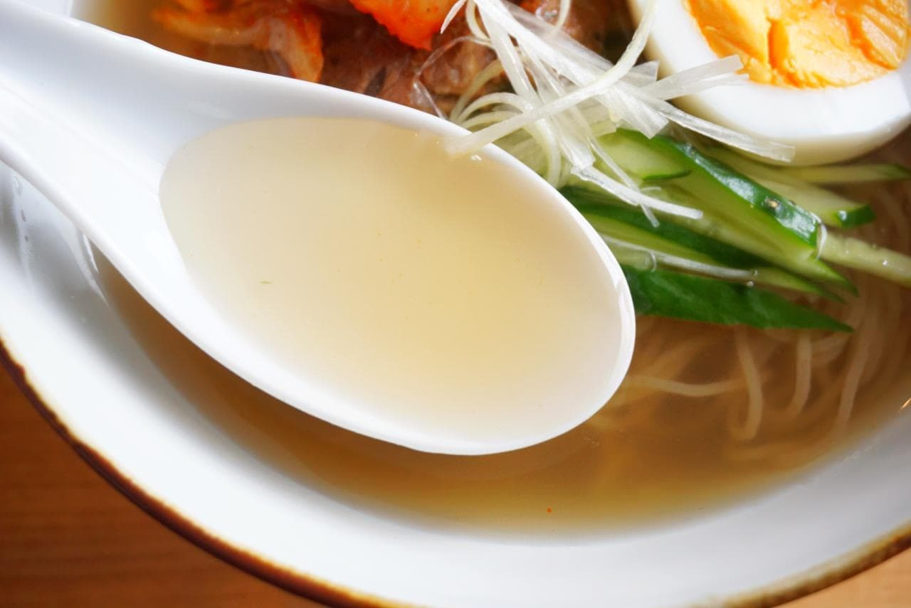 農心のふるる冷麺