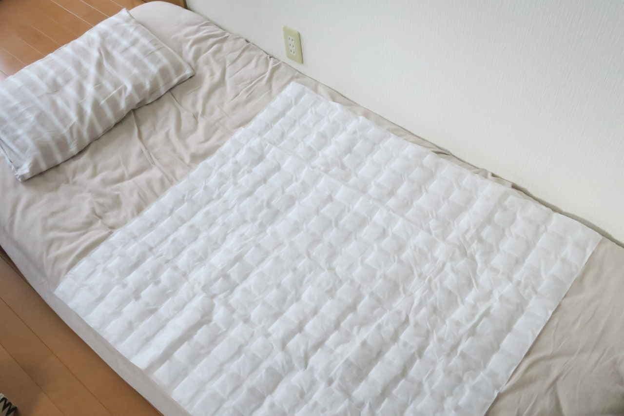 敷布団用快眠除湿シート