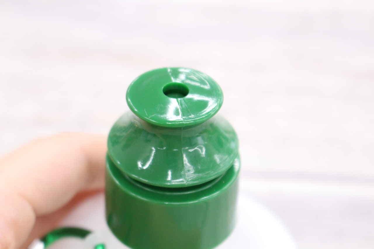 ダイソー 折りたたみボトル