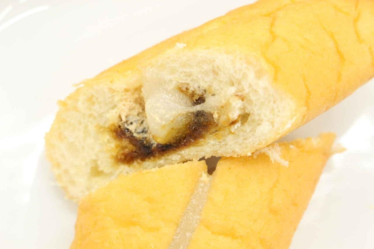 桔梗信玄餅揚げパン まんじゅう もなか サブレサンド