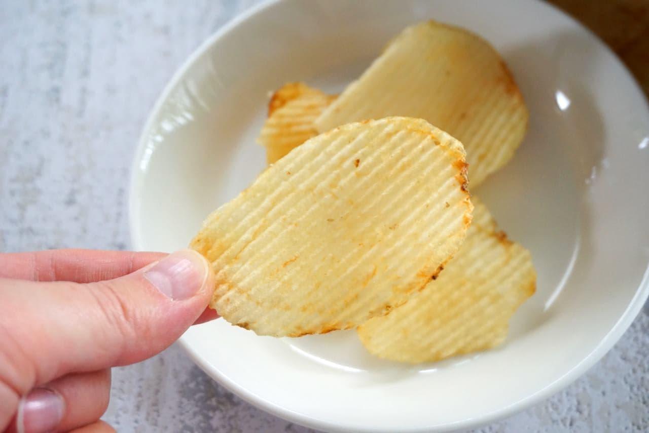 六花亭のポテトチップス