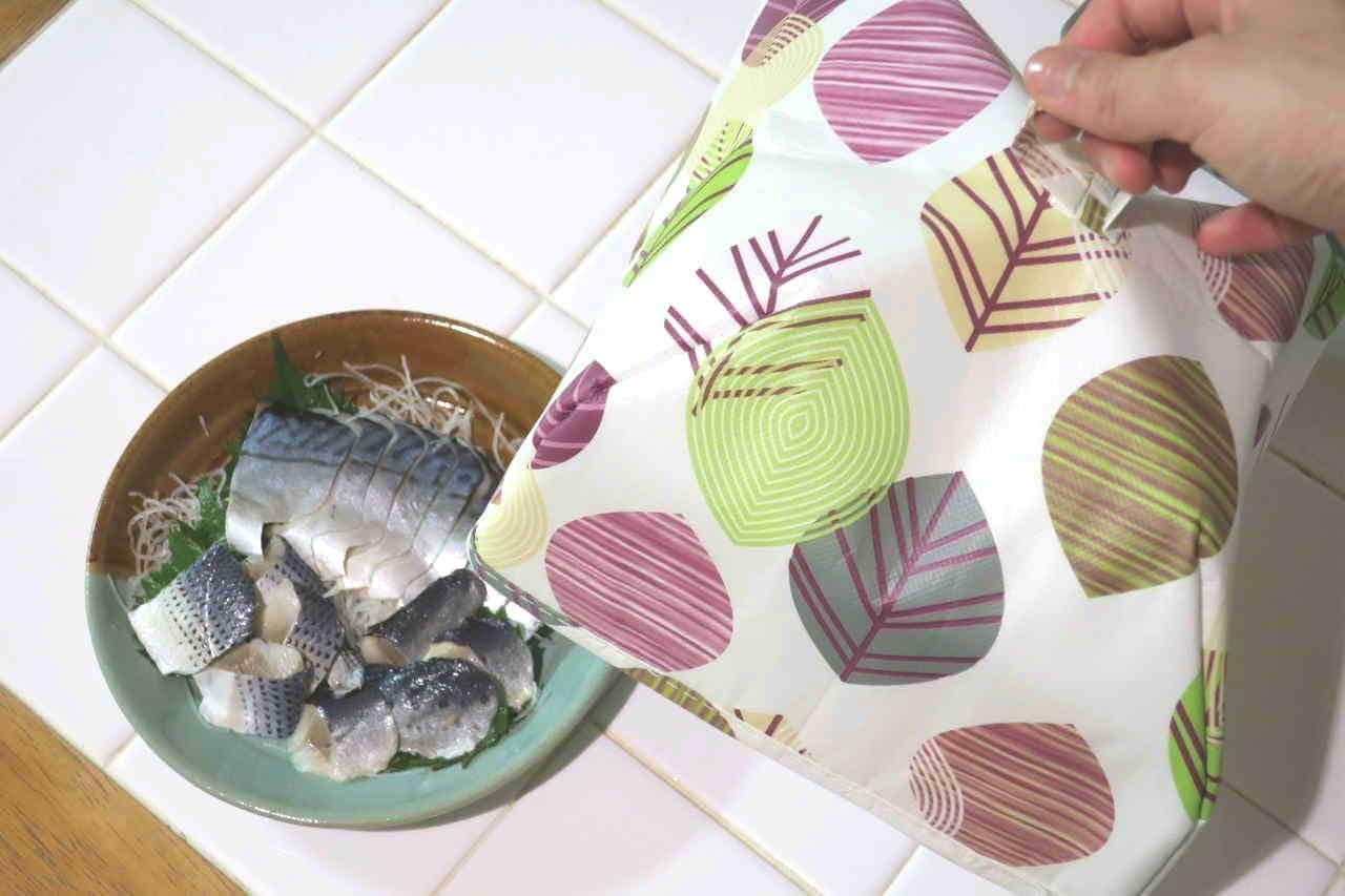 キャンドゥ 保温保冷食卓カバー