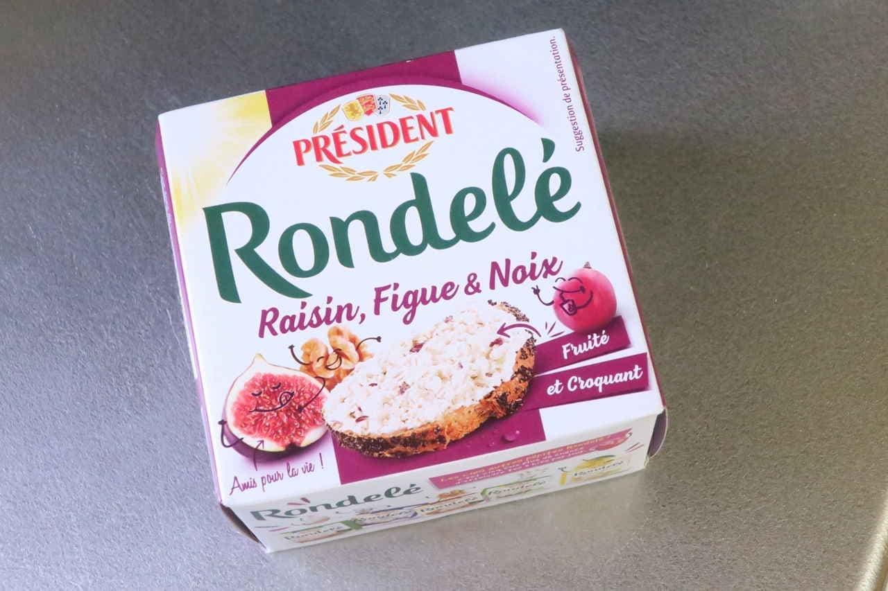 カルディ ロンドレ レーズン・イチジク&クルミチーズ