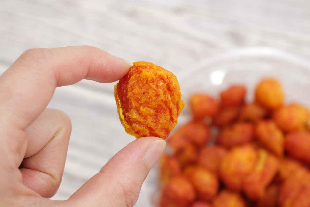成城石井 椎茸チップ ミニトマトチップ
