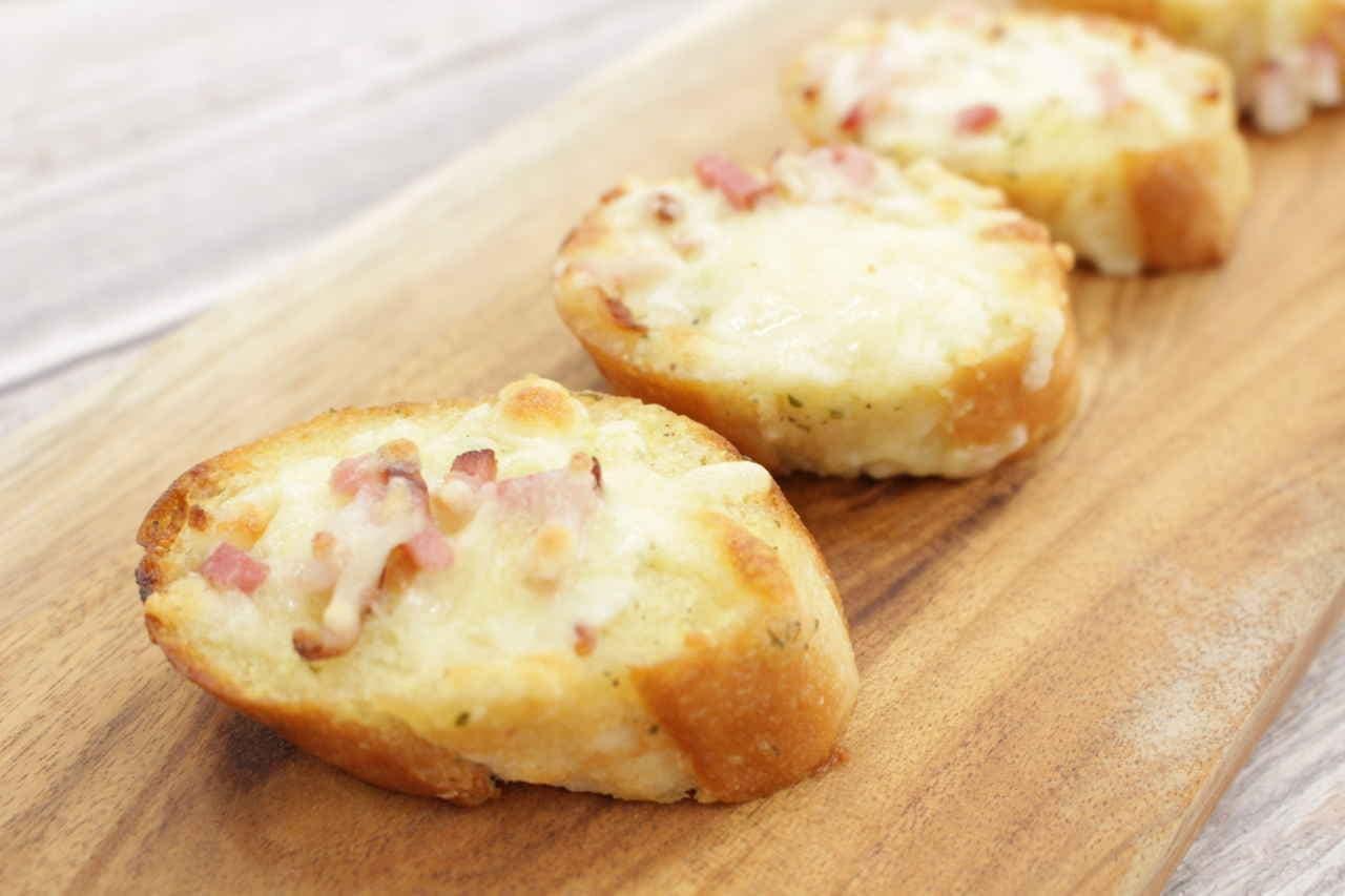 バゲットピッツァ 冷凍食品