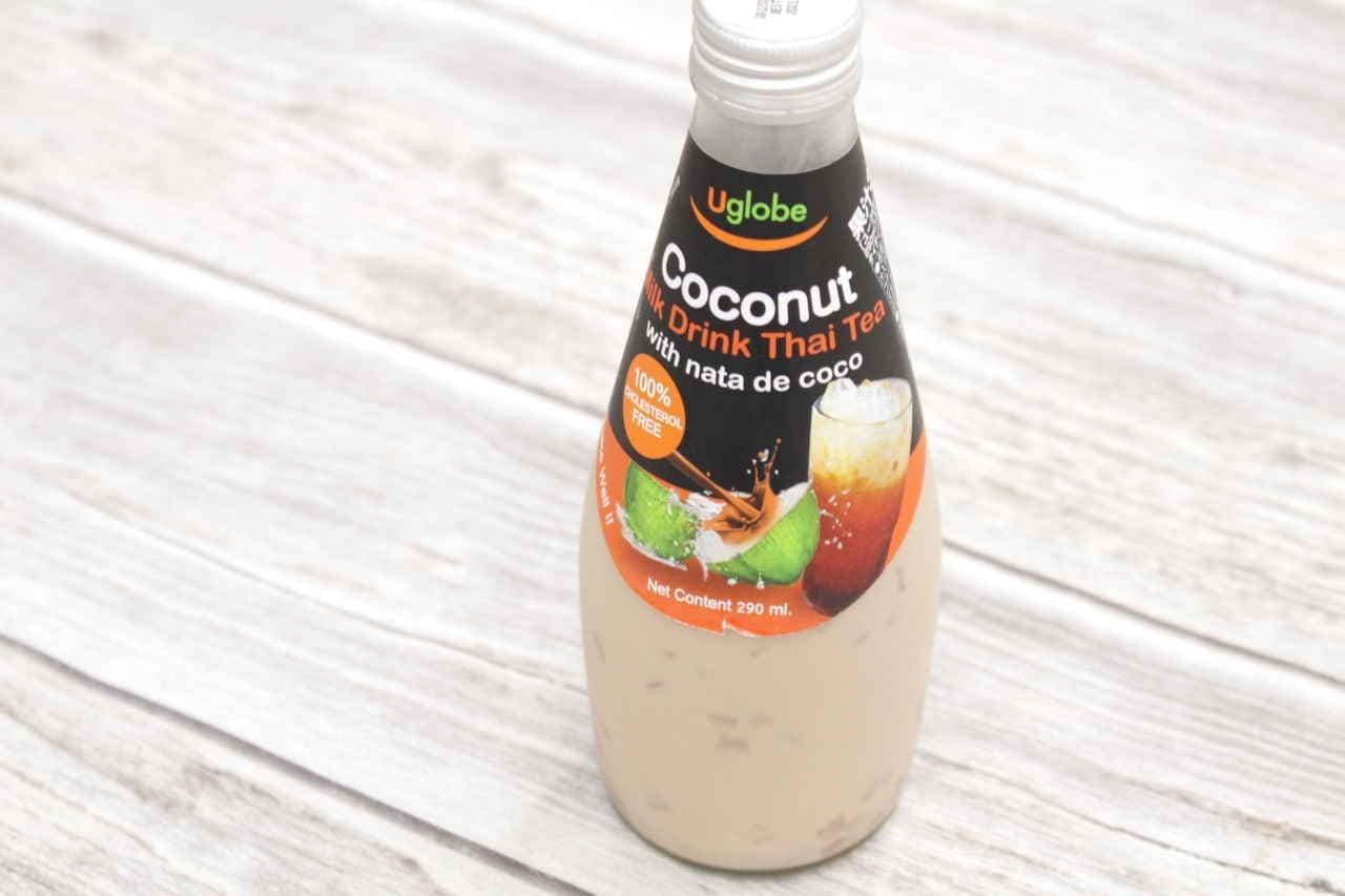 ココナッツミルクドリンクタイティー