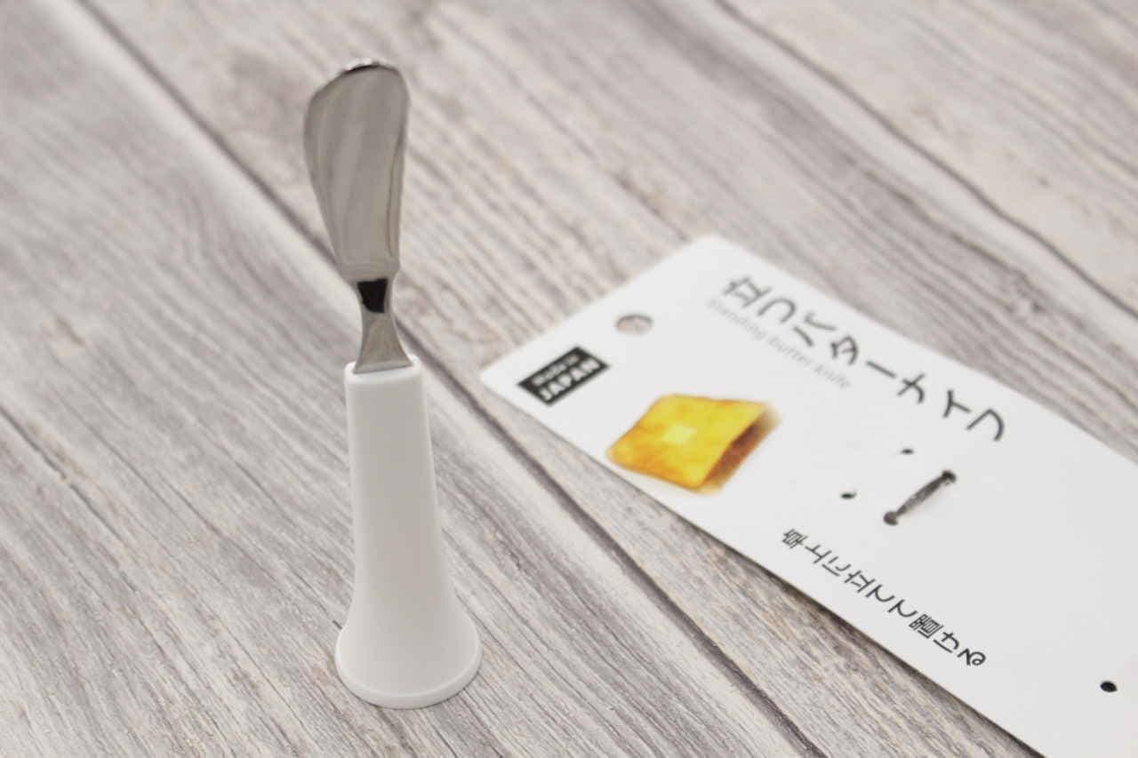 100均 立つバターナイフ