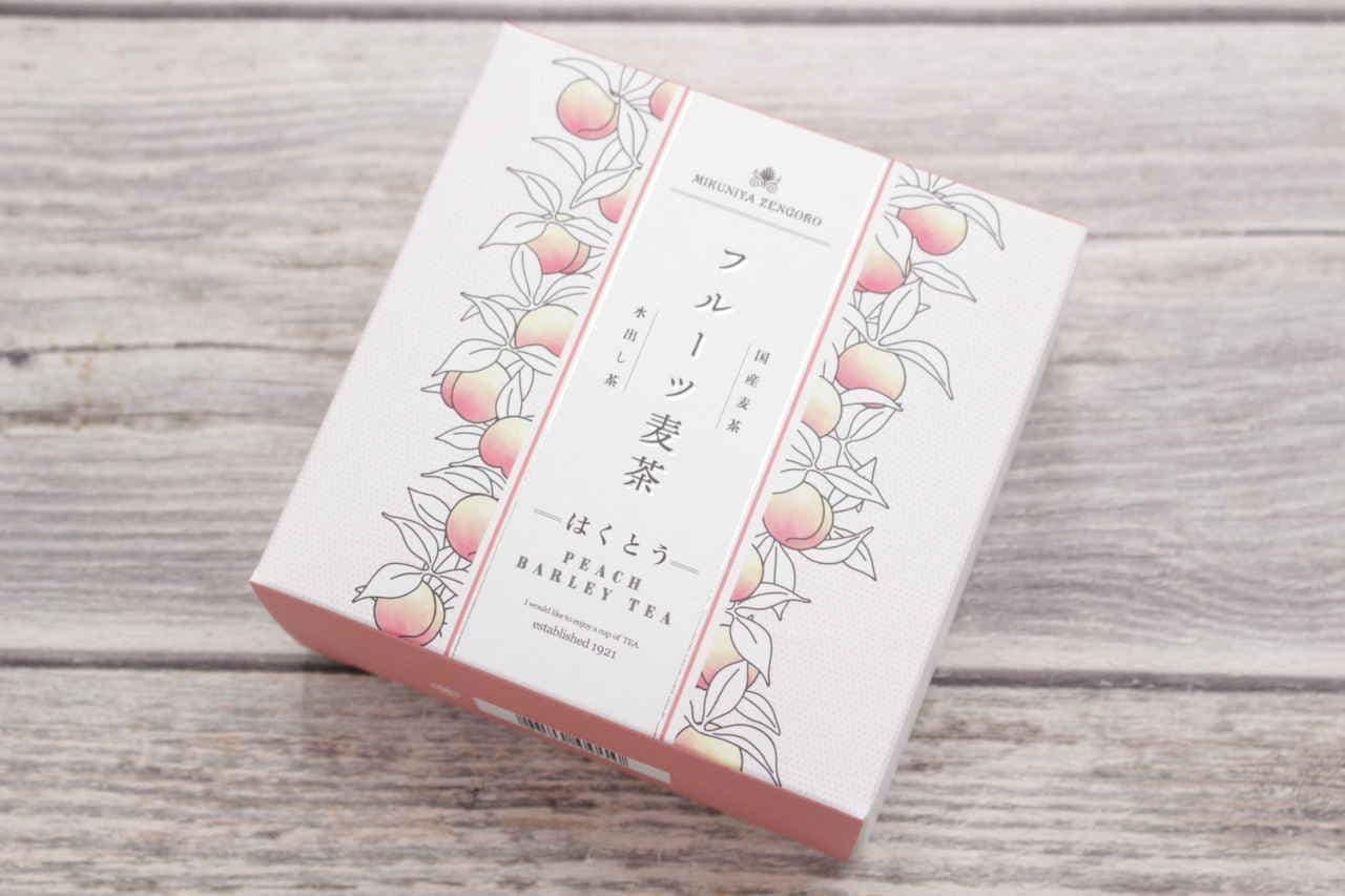 三國屋善五郎 フルーツ麦茶