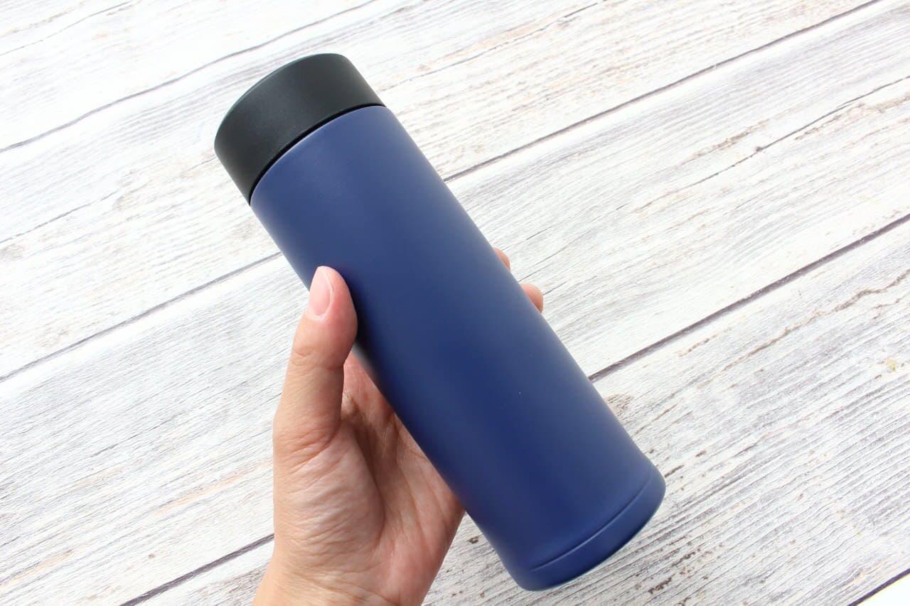 保温・保冷でき、夏場の水筒として役立つイオン「HOME COORDY(ホームコーディ)」のステンレスボトル