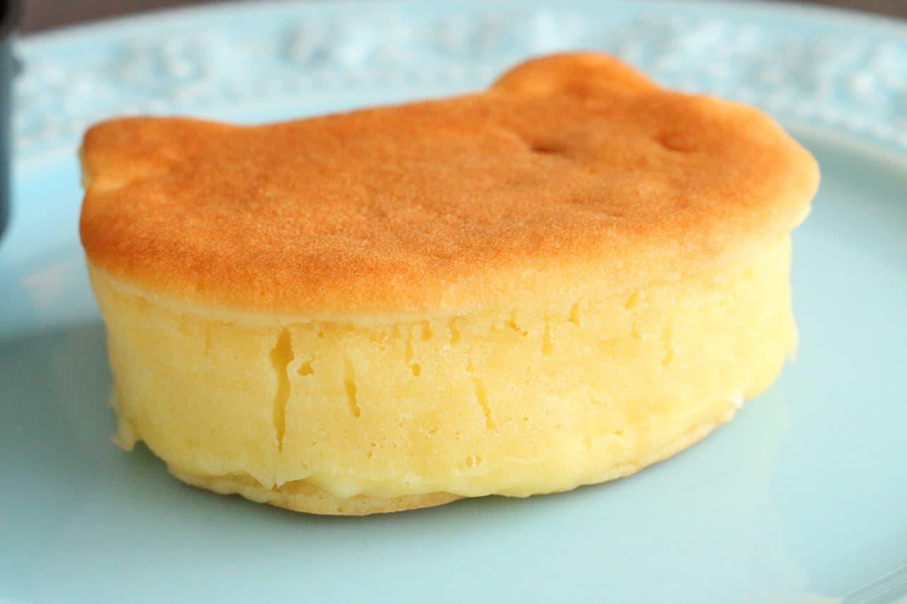 100円ショップのキャンドゥで見つけた厚焼きホットケーキやパンケーキの型、作り方は簡単