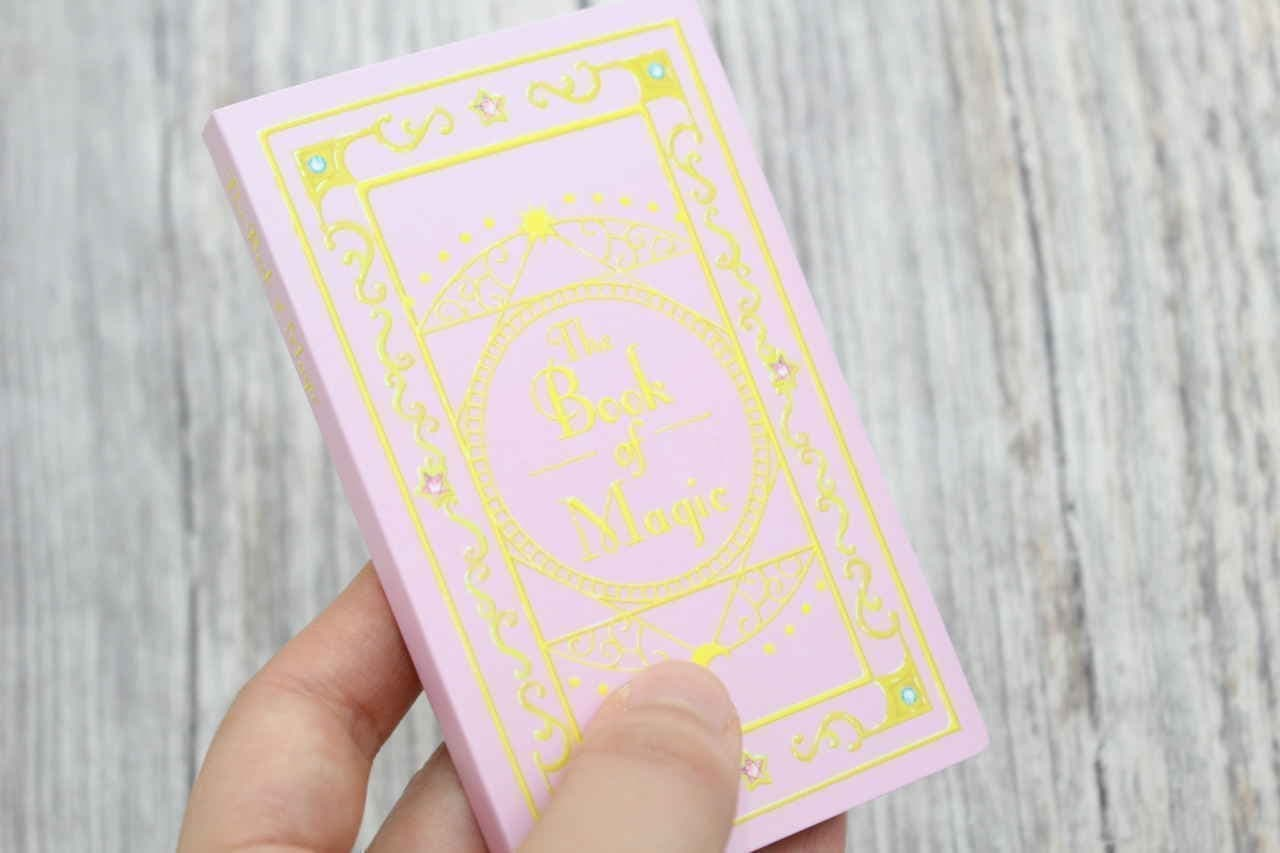 キャンドゥ ブック型付箋 魔法アイテム