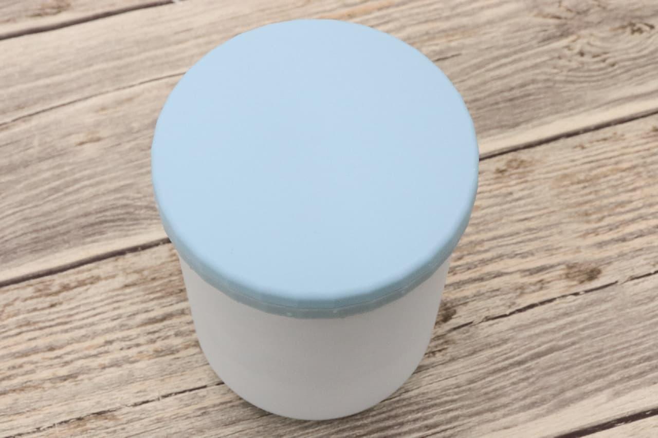 簡単&コンパクトなサーモス「アイスクリームメーカー」で手作りアイス--ヘラで混ぜるだけ、シャーベットや豆乳アイスなどアレンジも