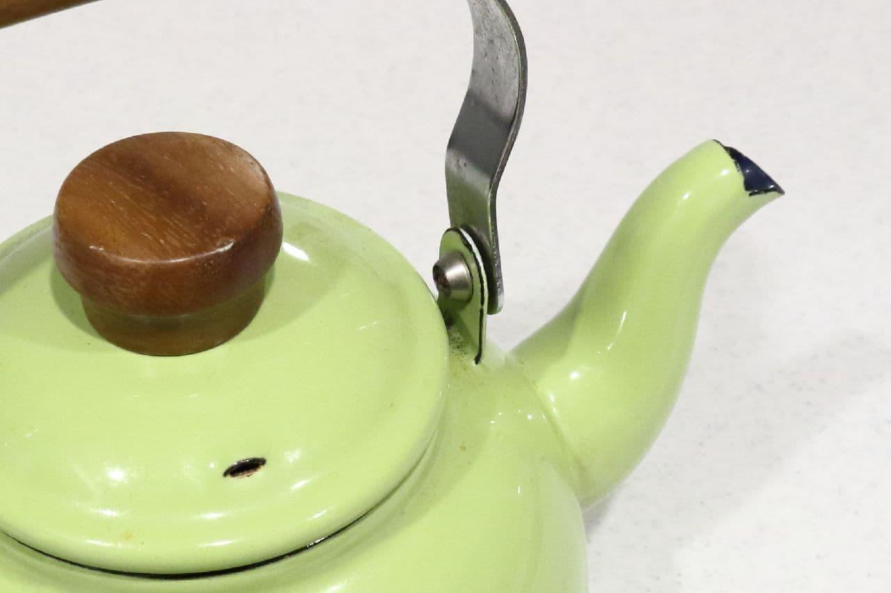 ニトリのケトル兼用鍋