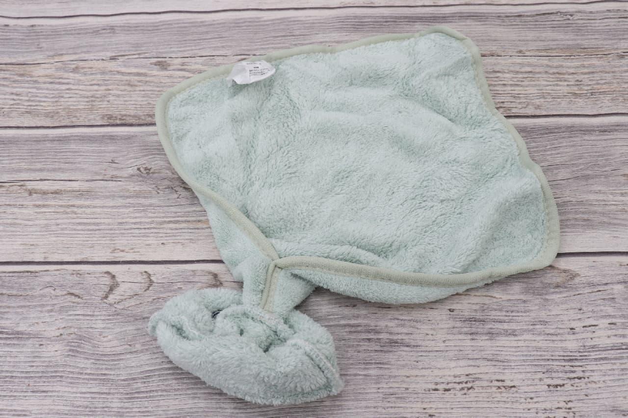 """バッグやポケットの湿気防止に♪ハンカチより便利で可愛い""""動物型タオル""""--濡れたらクルッと丸めて持ち運び、オフィスや子ども用にも"""