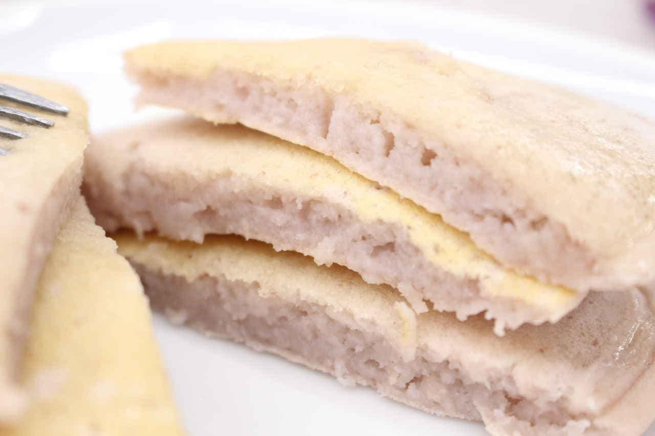 カルディ タロイモパンケーキ