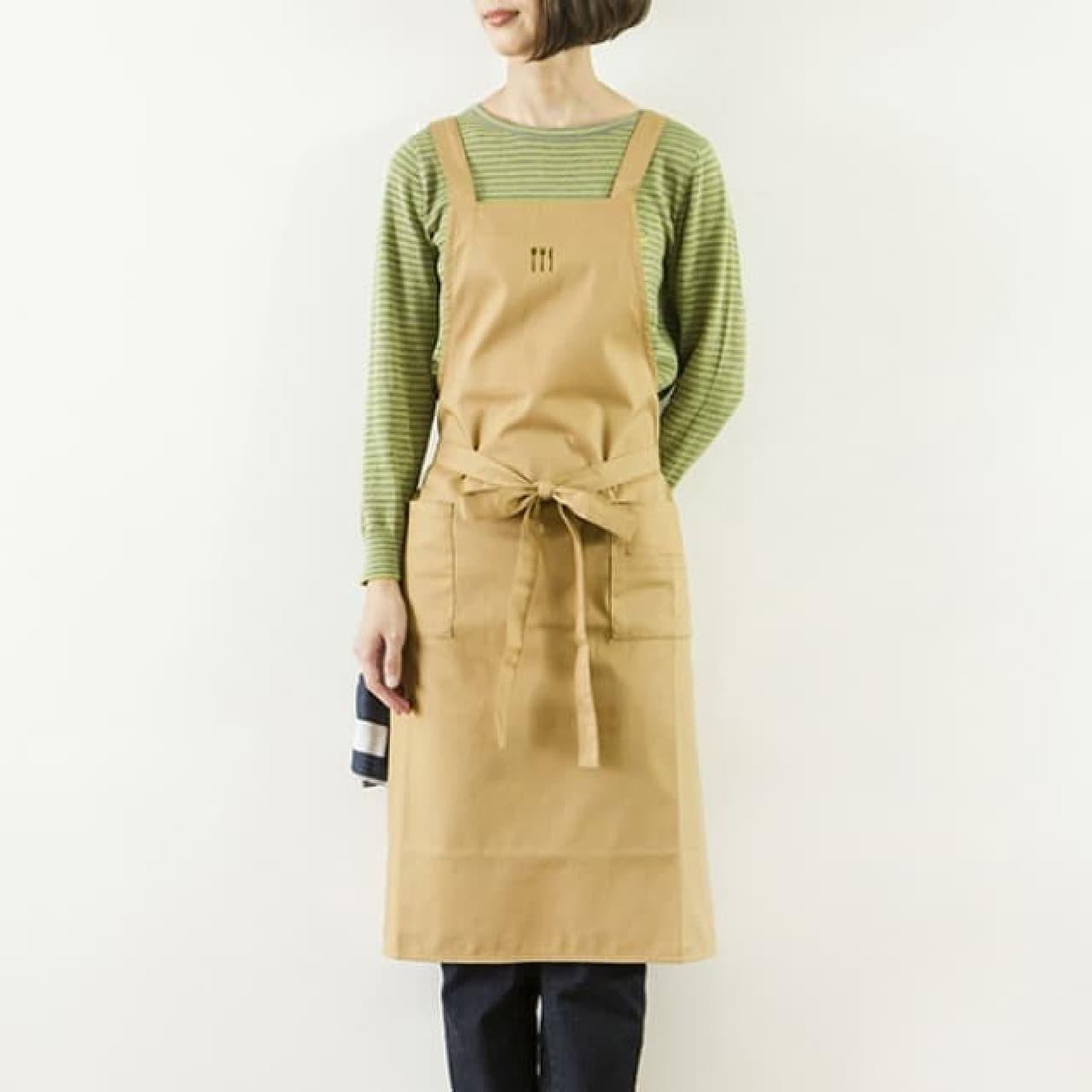 栗原はるみさんプロデュース、可愛い弁当箱や秋色のエプロンなど